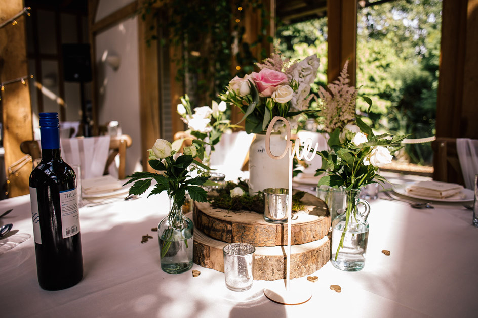 The Oak Tree Of Peover Wedding Photography - Cheshire Wedding Photographer-524