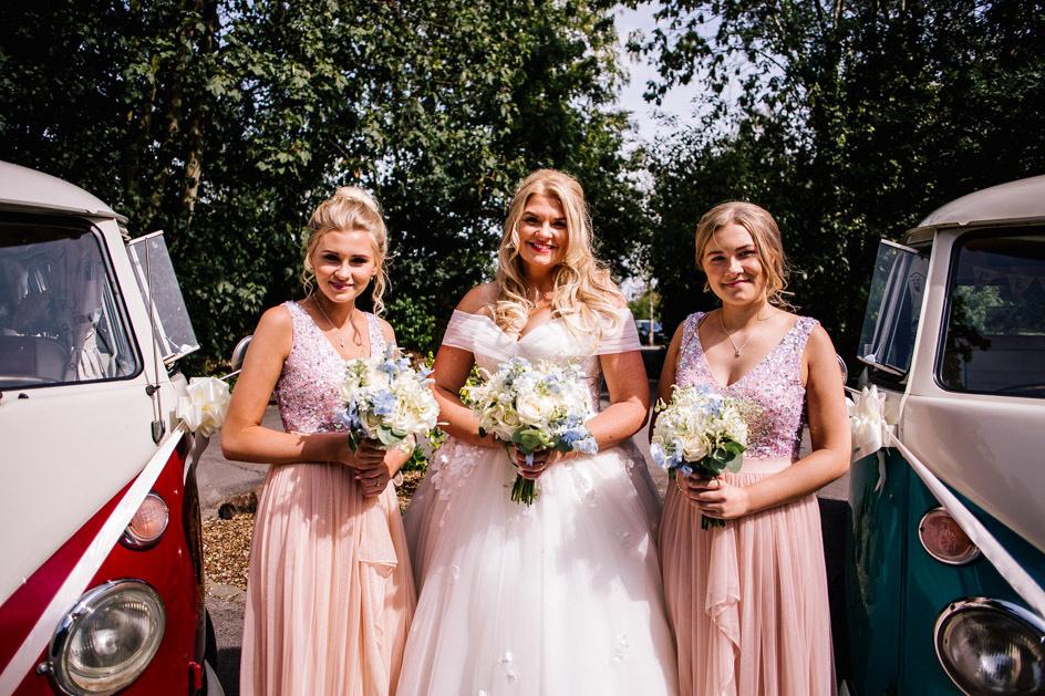 The Oak Tree Of Peover Wedding Photography - Cheshire Wedding Photographer-469