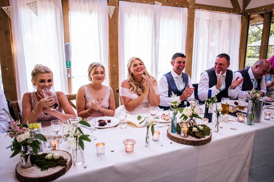 The Oak Tree Of Peover Wedding Photography - Cheshire Wedding Photographer-736
