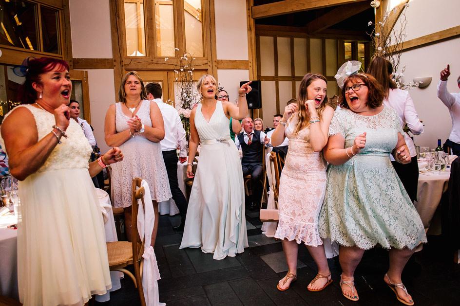 The Oak Tree Of Peover Wedding Photography - Cheshire Wedding Photographer-904