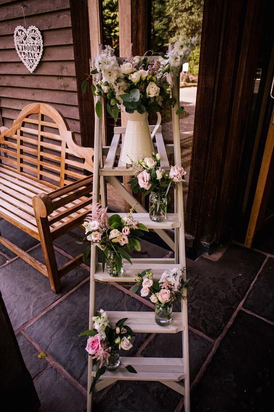 The Oak Tree Of Peover Wedding Photography - Cheshire Wedding Photographer-440