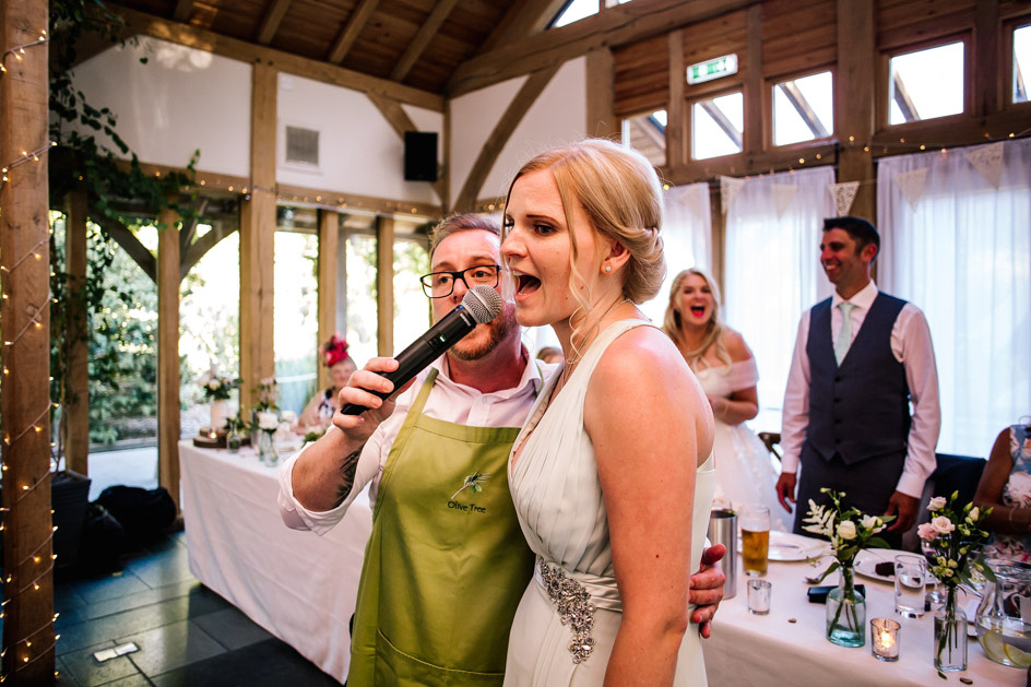 The Oak Tree Of Peover Wedding Photography - Cheshire Wedding Photographer-912