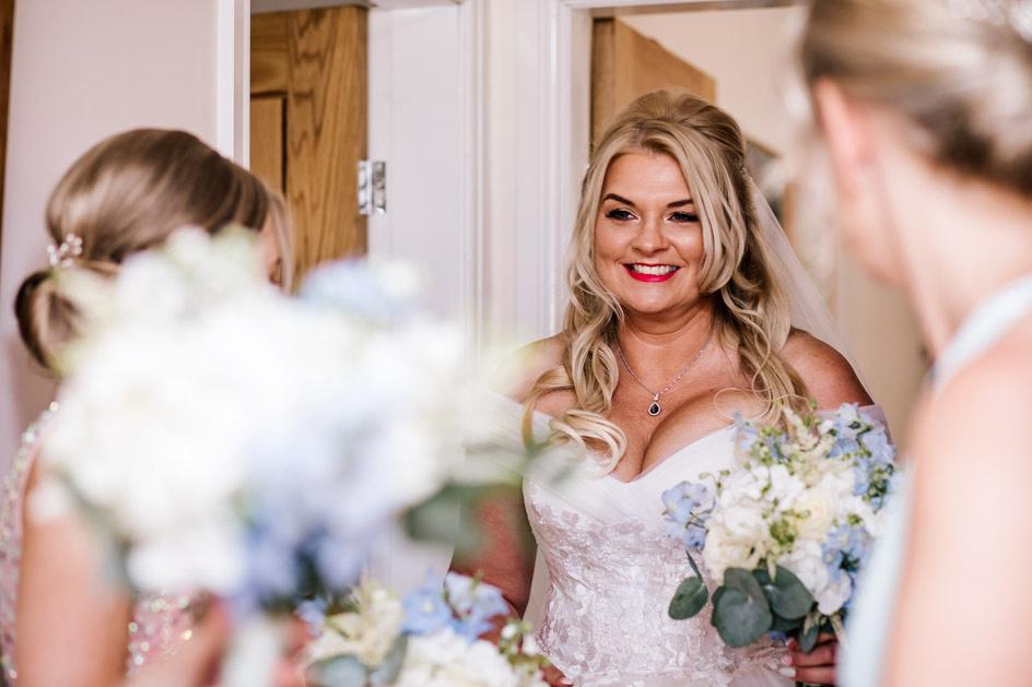 The Oak Tree Of Peover Wedding Photography - Cheshire Wedding Photographer-248