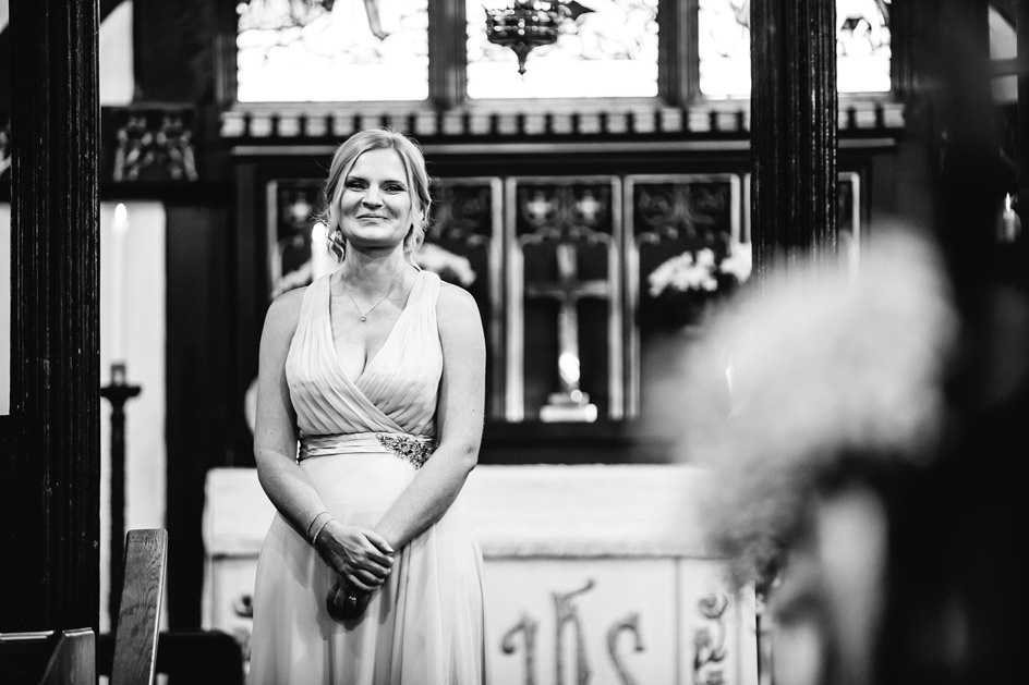 The Oak Tree Of Peover Wedding Photography - Cheshire Wedding Photographer-317