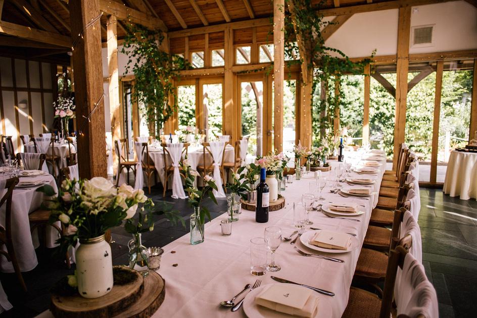 The Oak Tree Of Peover Wedding Photography - Cheshire Wedding Photographer-529