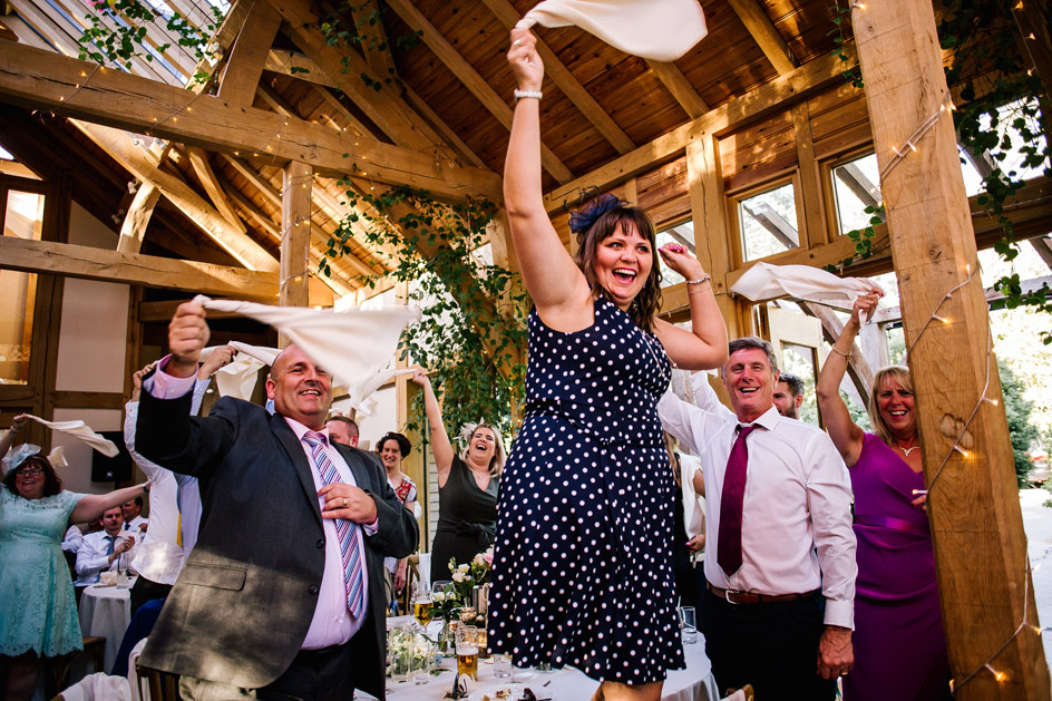 The Oak Tree Of Peover Wedding Photography - Cheshire Wedding Photographer-887