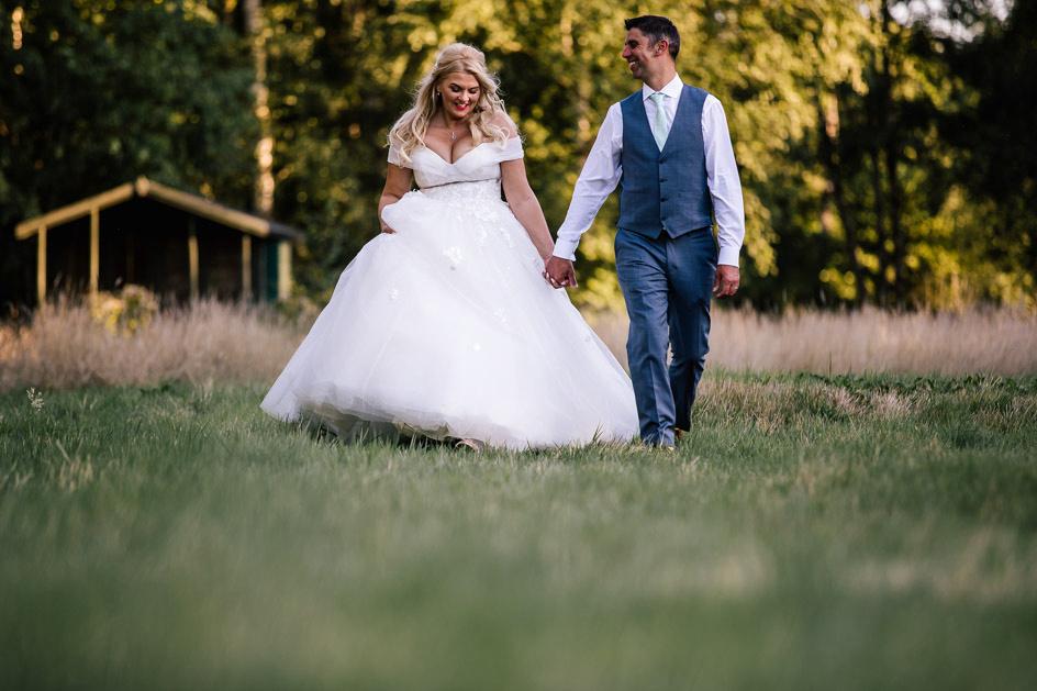 The Oak Tree Of Peover Wedding Photography - Cheshire Wedding Photographer-995