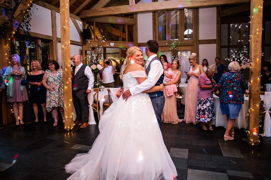 The Oak Tree Of Peover Wedding Photography - Cheshire Wedding Photographer-1096