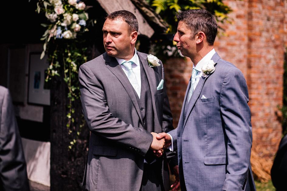 The Oak Tree Of Peover Wedding Photography - Cheshire Wedding Photographer-371