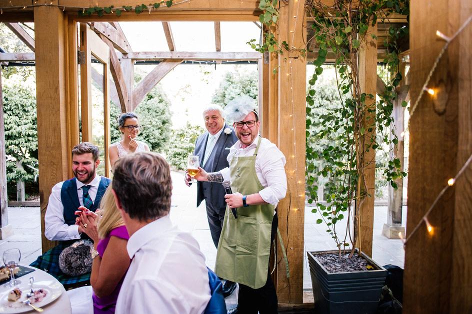 The Oak Tree Of Peover Wedding Photography - Cheshire Wedding Photographer-760