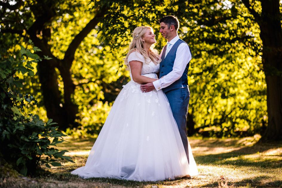 The Oak Tree Of Peover Wedding Photography - Cheshire Wedding Photographer-953