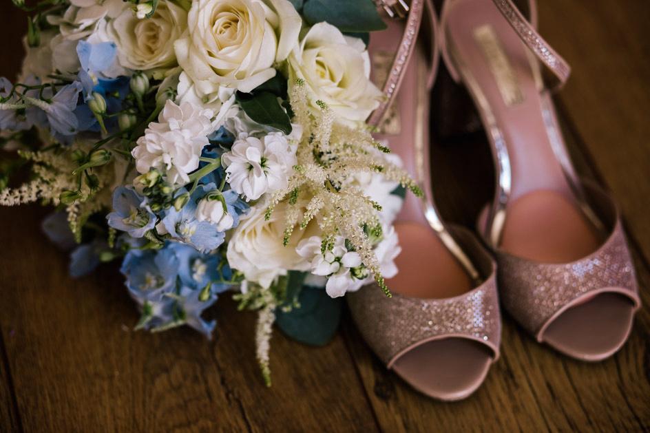 The Oak Tree Of Peover Wedding Photography - Cheshire Wedding Photographer-210