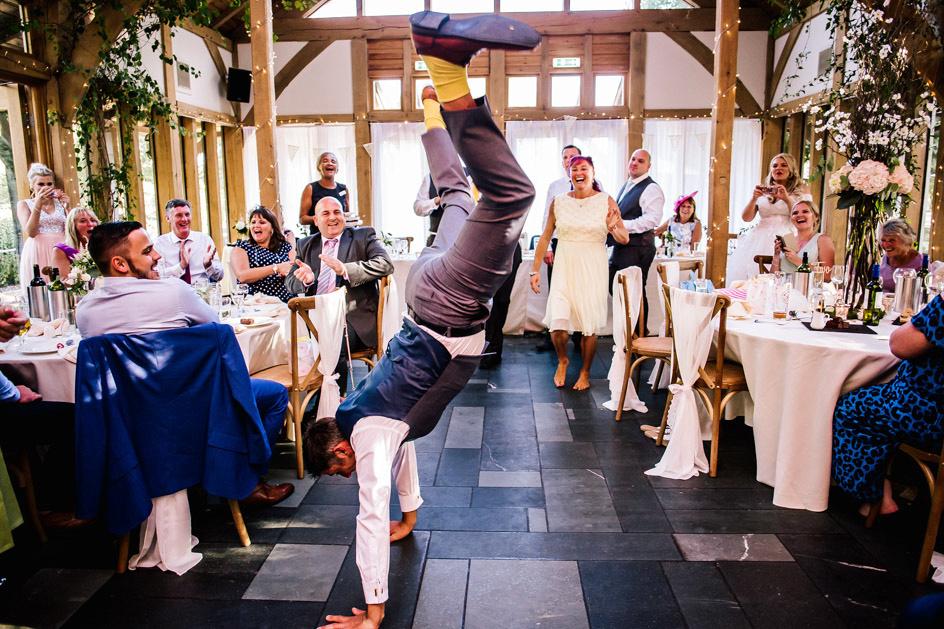 The Oak Tree Of Peover Wedding Photography - Cheshire Wedding Photographer-819