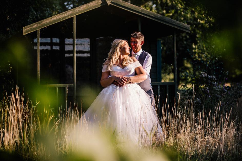 The Oak Tree Of Peover Wedding Photography - Cheshire Wedding Photographer-987