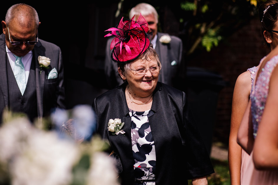 The Oak Tree Of Peover Wedding Photography - Cheshire Wedding Photographer-367