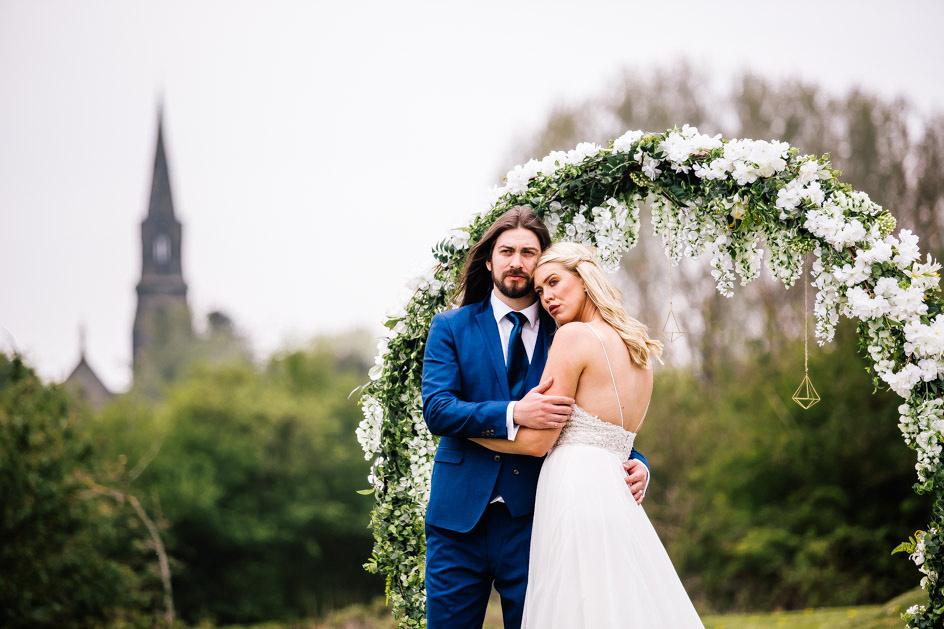 Aston Marina Wedding Photography - Staffordshire Wedding Photographer-152