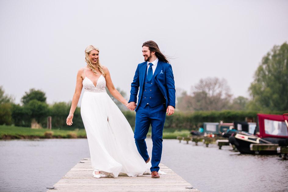 Aston Marina Wedding Photography - Staffordshire Wedding Photographer-309