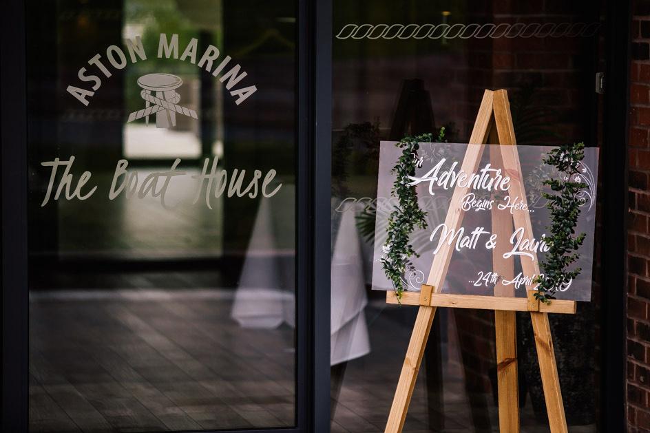 Aston Marina Wedding Photography - Staffordshire Wedding Photographer-448