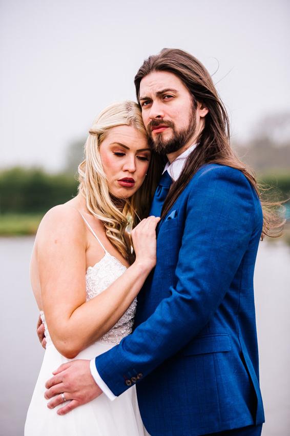 Aston Marina Wedding Photography - Staffordshire Wedding Photographer-270