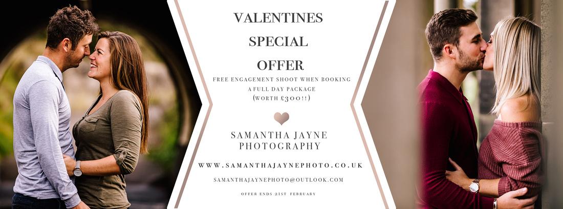 Free Engagement Shoot - Staffordshire Wedding Photographer.