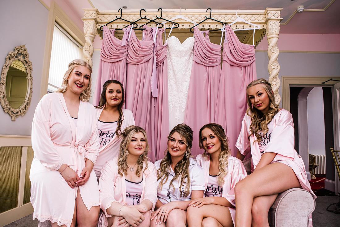 Shottle Hall Wedding Photographer - Samantha Jayne Photography-16