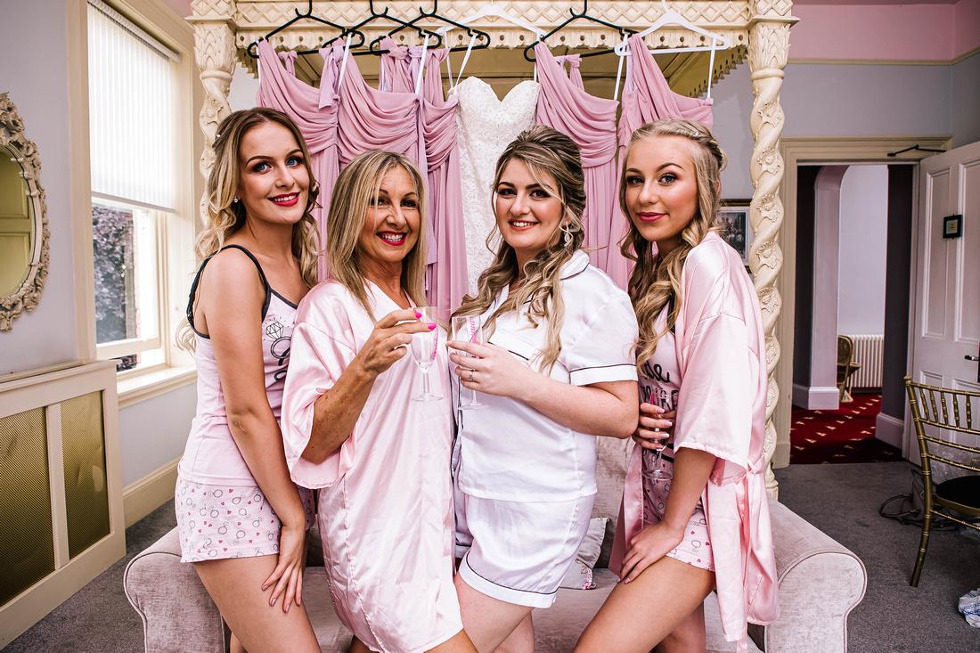 Shottle Hall Wedding Photographer - Samantha Jayne Photography-19