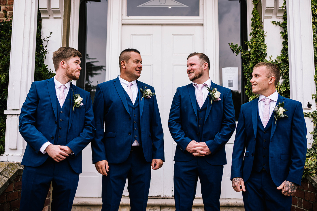 Shottle Hall Wedding Photographer - Samantha Jayne Photography-23