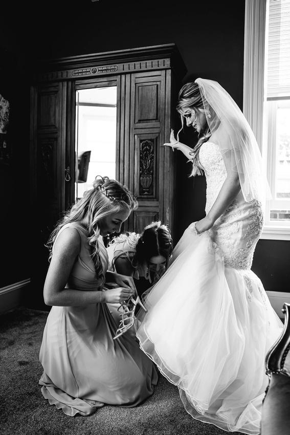 Shottle Hall Wedding Photographer - Samantha Jayne Photography-25