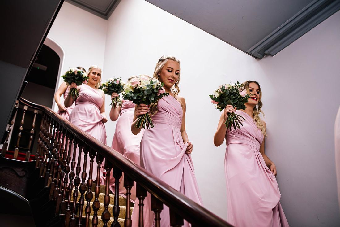 Shottle Hall Wedding Photographer - Samantha Jayne Photography-30
