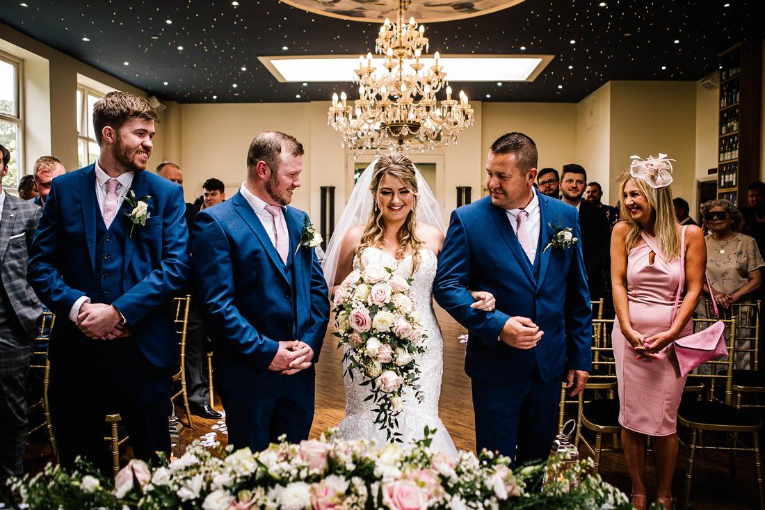 Shottle Hall Wedding Photographer - Samantha Jayne Photography-38