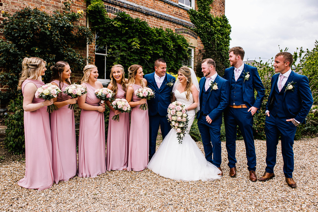 Shottle Hall Wedding Photographer - Samantha Jayne Photography-65