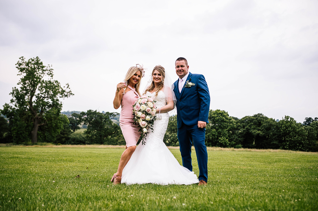 Shottle Hall Wedding Photographer - Samantha Jayne Photography-67