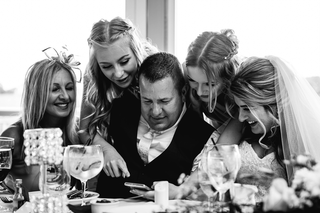 Shottle Hall Wedding Photographer - Samantha Jayne Photography-95