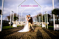 Alcumlow Wedding Photography - Rachael & Adam Winter Wedding