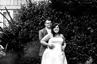 Carly & Darren - Slaters Country Inn  Wedding.