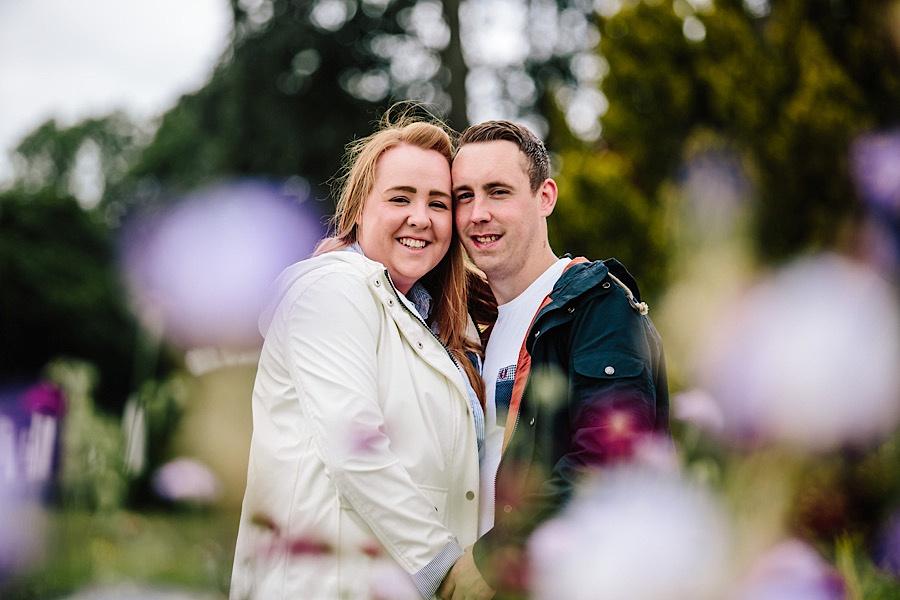 Heather & Paul - Engagement Photography - Trentham Gardens0014