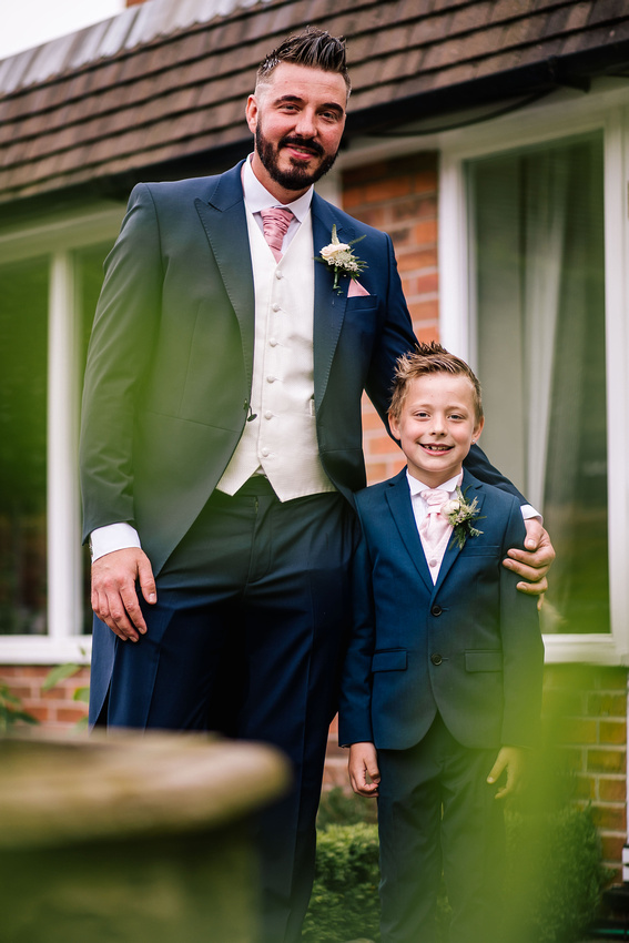 Cheshire Wedding Photography - The Manor House Hotel-19