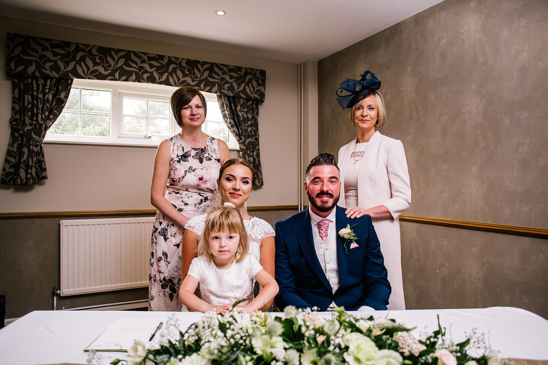 Cheshire Wedding Photography - The Manor House Hotel-38