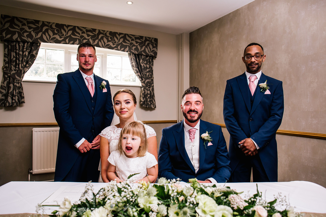 Cheshire Wedding Photography - The Manor House Hotel-40