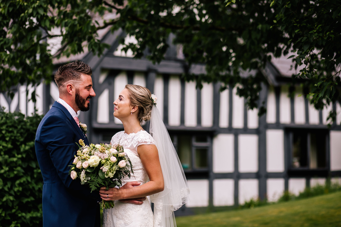 Cheshire Wedding Photography - The Manor House Hotel-65