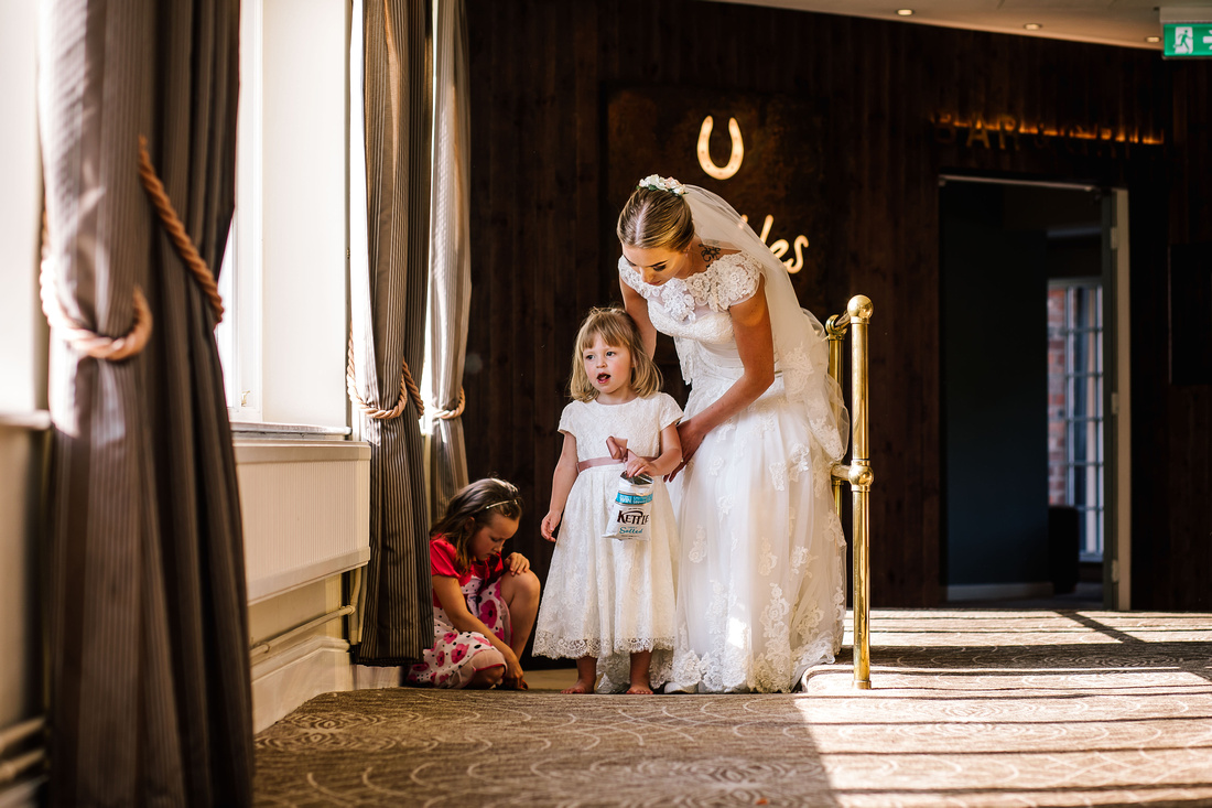 Cheshire Wedding Photography - The Manor House Hotel-103