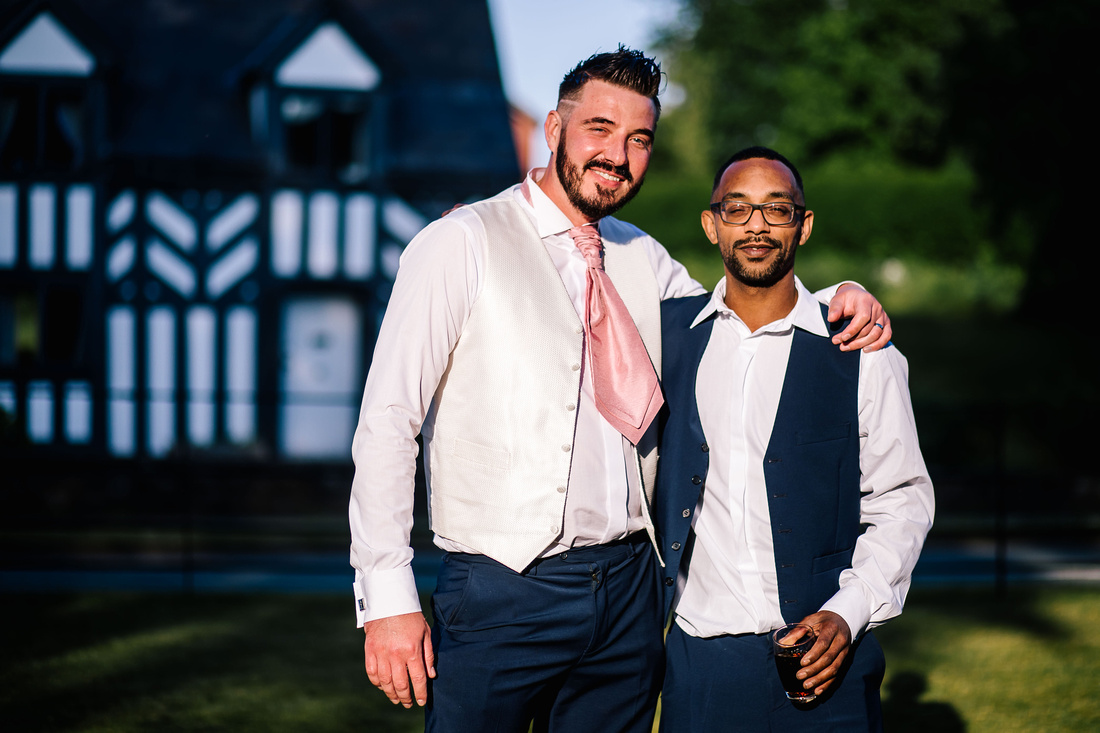 Cheshire Wedding Photography - The Manor House Hotel-111