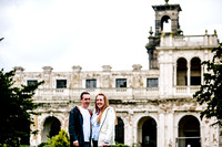Heather & Paul - Engagement Photography - Trentham Gardens0001