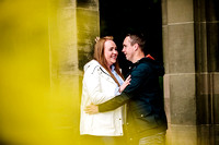 Heather & Paul - Engagement Photography - Trentham Gardens0011