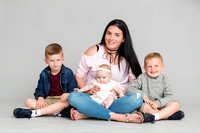 Family Portraits - Studio Photography - Newcastle under Lyme.-8