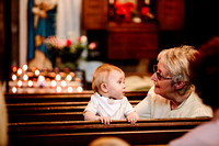Christening Photography - St Margarets - Granvilles Stone. -15