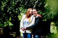 Heather & Paul - Engagement Photography - Trentham Gardens0003