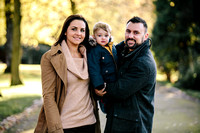 Logan - Family Portraits - Longton Park - Staffordshire Photographer-1