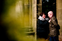 Gemma & Dan - Pre-Wedding Shoot at Trentham Gardens.