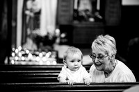 Christening Photography - St Margarets - Granvilles Stone. -16
